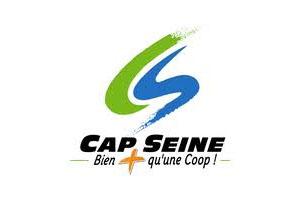 Cap Seine logo