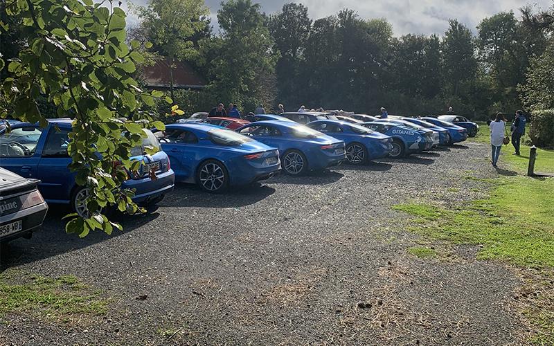 La mare du bois séminaire parking 2